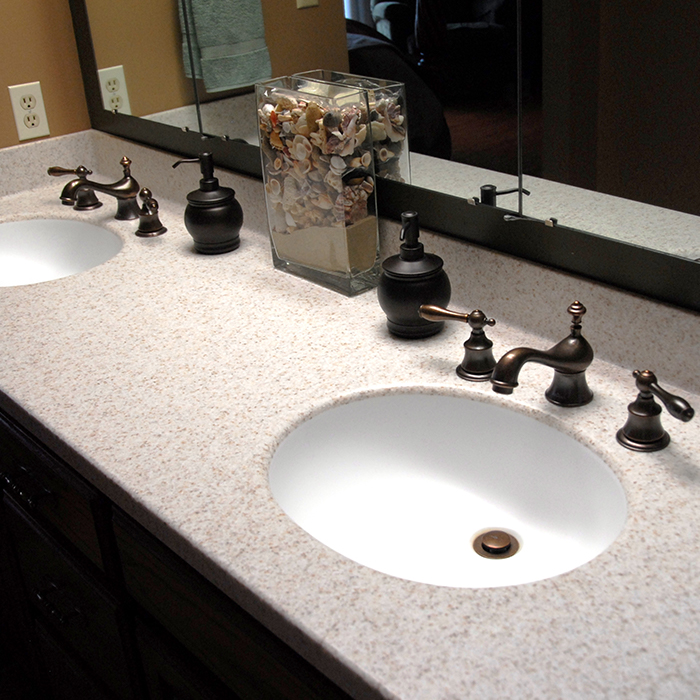 Spectrum Surfaces Solid Surface Countertops In Whatcom County